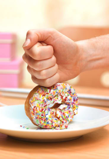 Crush the cravings? Fat chance
