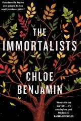 The Immortalists. By Chloe Benjamin.