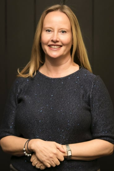 Frances Crimmins, executive director of YWCA Canberra.