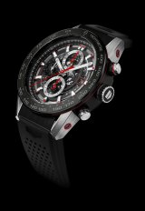 Tag's 2015 Carrera Heuer-01 watch.