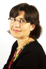 Valerie Masson-Delmotte, co-chair of the IPCC.