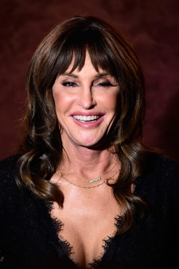 Caitlyn Jenner a year after her gender re-assignment in Los Angeles.