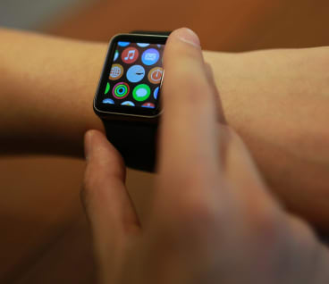 Time's up: schools ban the smart watch from exams.