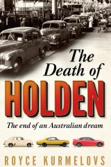 <i>The Death of Holden</i> by Royce Kurmelovs.