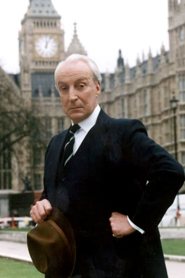 Ian Richardson, who starred as Frances Urquhart in the original British version of House of Cards.