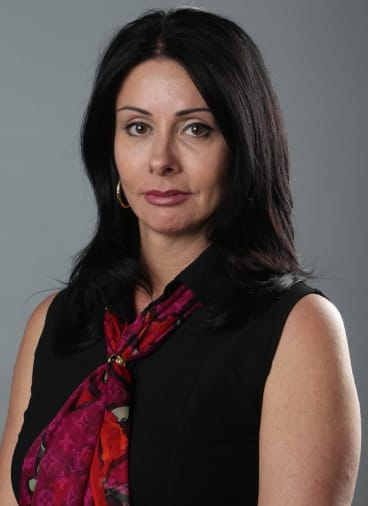 Former Fairfax journalist Natalie O'Brien.