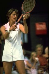 Legend: Margaret Court.