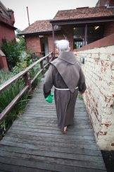 Brother Patrick Henigan: an inner-Melbourne presence.