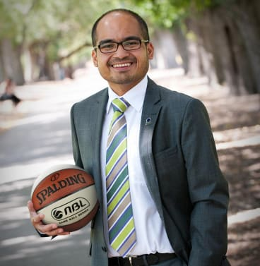 The work done by outgoing Basketball ACT boss Maxwell Gratton has given the sport a chance to build a sustainable future.