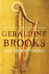 <I>The Secret Chord</i> by Geraldine Brooks tells the story of David, the biblical king of Israel.
