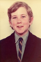 Andrew Nash took his own life at the age of 13.