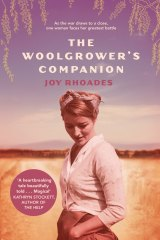 <i>The Woolgrower's Companion</i> by Joy Rhoades.