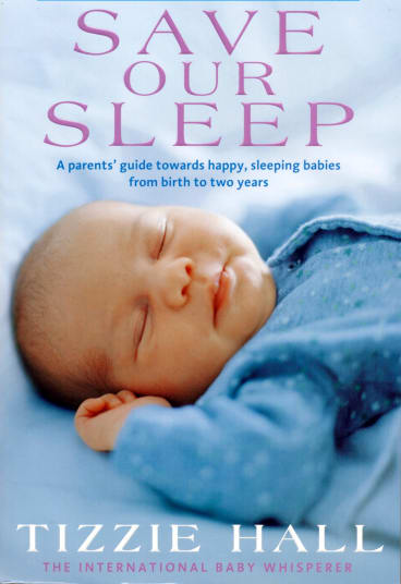 Hall's bestselling <i>Save Our Sleep</i> book.