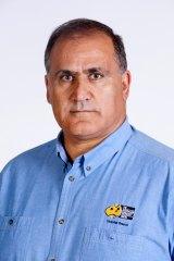 Bill Shorten's successor at the AWU, Cesar Melhem.