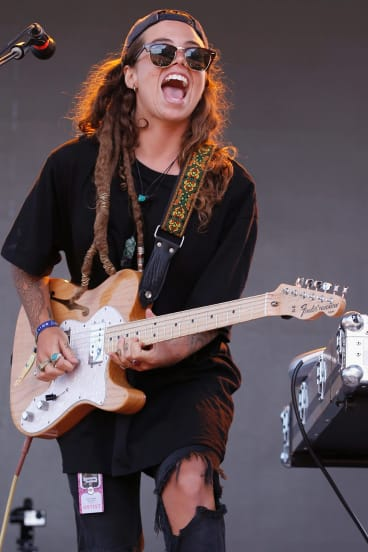 Tash Sultana will play the Saturday shows before the highly anticipated arrival of Beyonce.