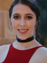 Ravenswood student Ashley Masters achieved a perfect score in the International Baccalaureate.