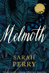 Melmoth by Sarah Perry.
