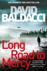 David Baldacci's new thriller features a female lead for the first time.