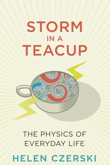 Helen Czerski's new book.