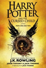 Harry Potter and the Cursed Child is written by JK Rowling, John Tiffany and Jack Thorne, with a script by by Jack Thorne.