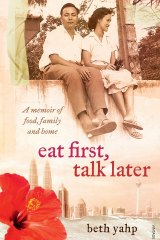 <i>Eat First, Talk Later</i> by Beth Yahp.