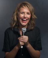 Series creator and star: Comedian Anne Edmonds.
