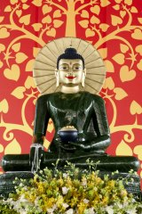The Jade Buddha for Universal Peace.
