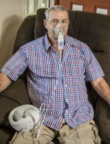 """Ipswich's Percy Verrall - the human face of the coal miners' """"black lung disease."""""""