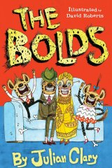 Julian Clary's children's book <i>The Bolds</i> was inspired by a daydream he had as a seven-year-old.