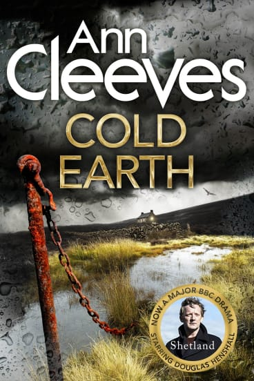 <i>Cold Earth</i> by Ann Cleeves.