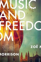 <i>Music and Freedom</i> by Zoe Morrison.