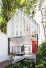 The Treetop Studio in inner Sydney's Paddington.