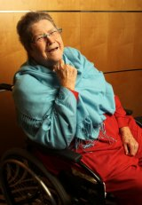 """I'm a control freak, I wanted to be the boss"": Colleen McCullough always knew what she wanted in life."