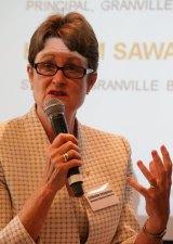 Low gender diversity in top companies: Telstra chair Catherine Livingstone.