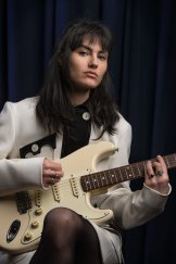 Isabella Manfredi, lead singer with the Preatures, says she needed to come home to write the material for their new album.