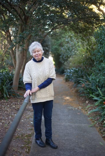 Margaret, 80, believes it was easier to go to university, travel and get a job when she left school than now.
