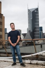 Daniel Platt, co-owner of Localing.