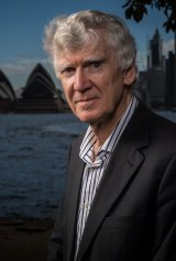 David Williamson: Believes the next four years under President Donald Trump could be a golden age for playwrights.