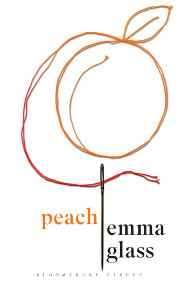 <i>Peach</i> is the debut novel by Emma Glass.