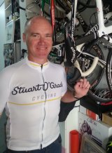 Stuart O'Grady wants to share his love of top hotels, great wine and competitive cycling.