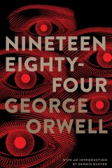 New edition of George Orwell's Nineteen Eighty Four with an introduction by Denis Glover.