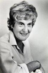 Amirah Inglis in 1984.