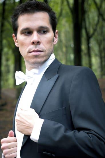 David Greco is the baritone soloist in Carmina Burana.