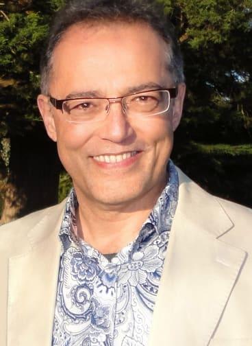 Antonio Sagona, professor of archaeology at Melbourne University.