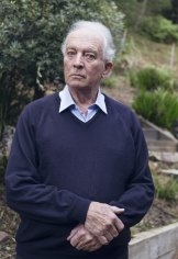 Edward Black says he and his wife are managing to get by on their pension.