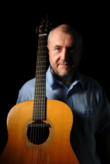 British folk singer Bob Fox will be performing at the 2015 National Folk Festival