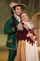 Jeremy Kleeman as Figaro and Celeste Lazarenko as Susanna as the show goes on a three-month tour.