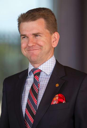 Former attorney-general Jarrod Bleijie.