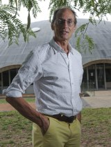 Artistic director Roland Peelman wants to give the Canberra International Music Festival his best shot.