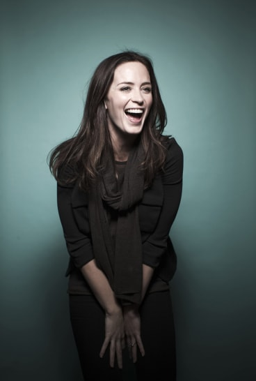 Turning the tide: Emily Blunt often portrays complex female characters.